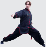 bow stance, Kung Fu, mixed martial arts